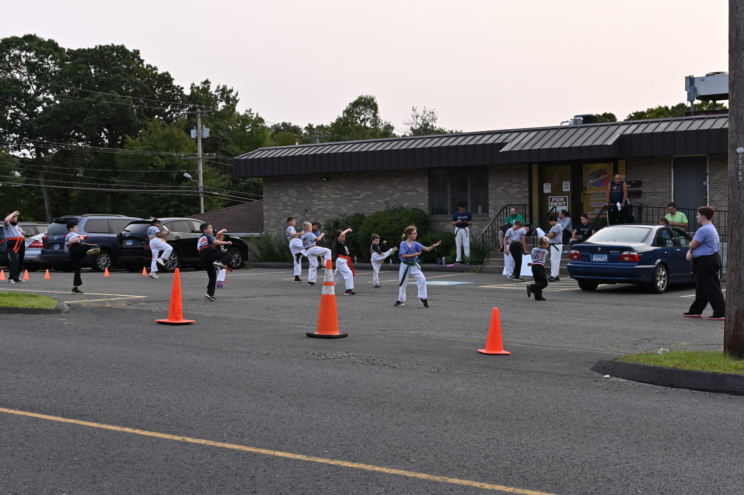 T''s Karate Studio